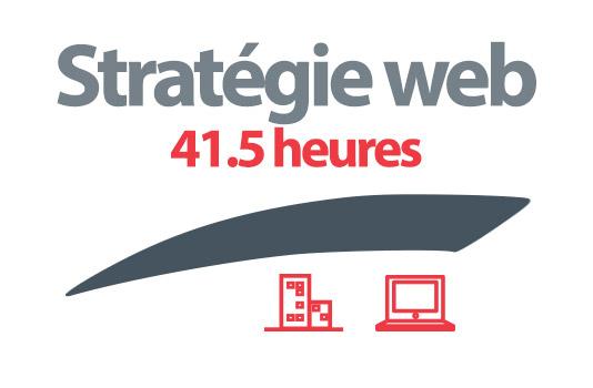 Formation à ne pas manquer: Stratégie web!